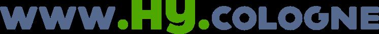 www.hy.cologne domain logo
