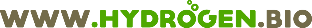www.hydrogen.bio domain name and logo for sale.