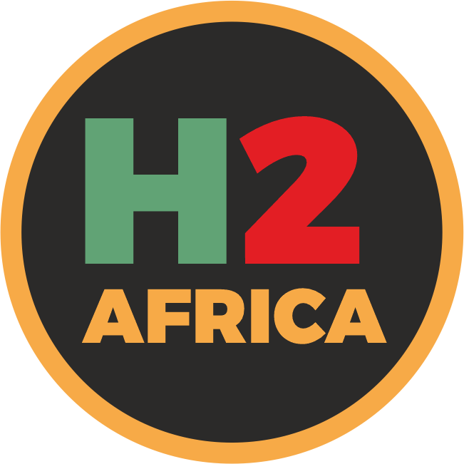 www.h2.africa domain name and logo for sale.